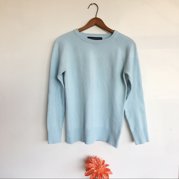 French Connection Sweaters - 🔆FRENCH CONNECTION Light Blue Sweater 🔆